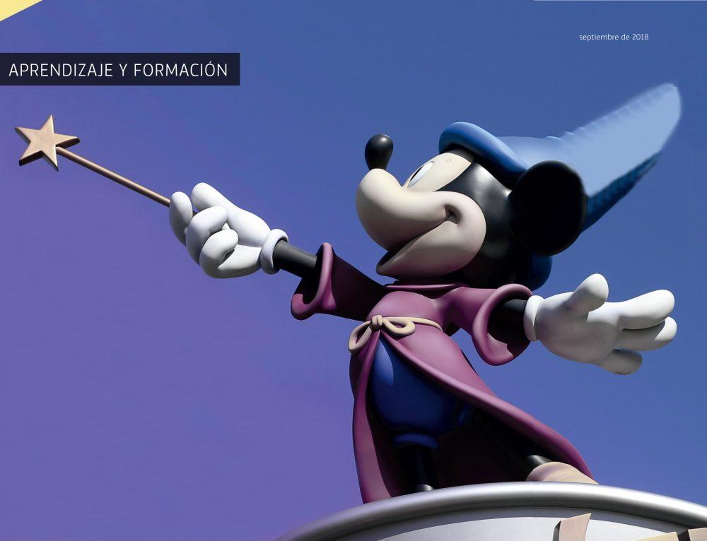 La màgia de Disney en el disseny d'experiències formatives memorables.