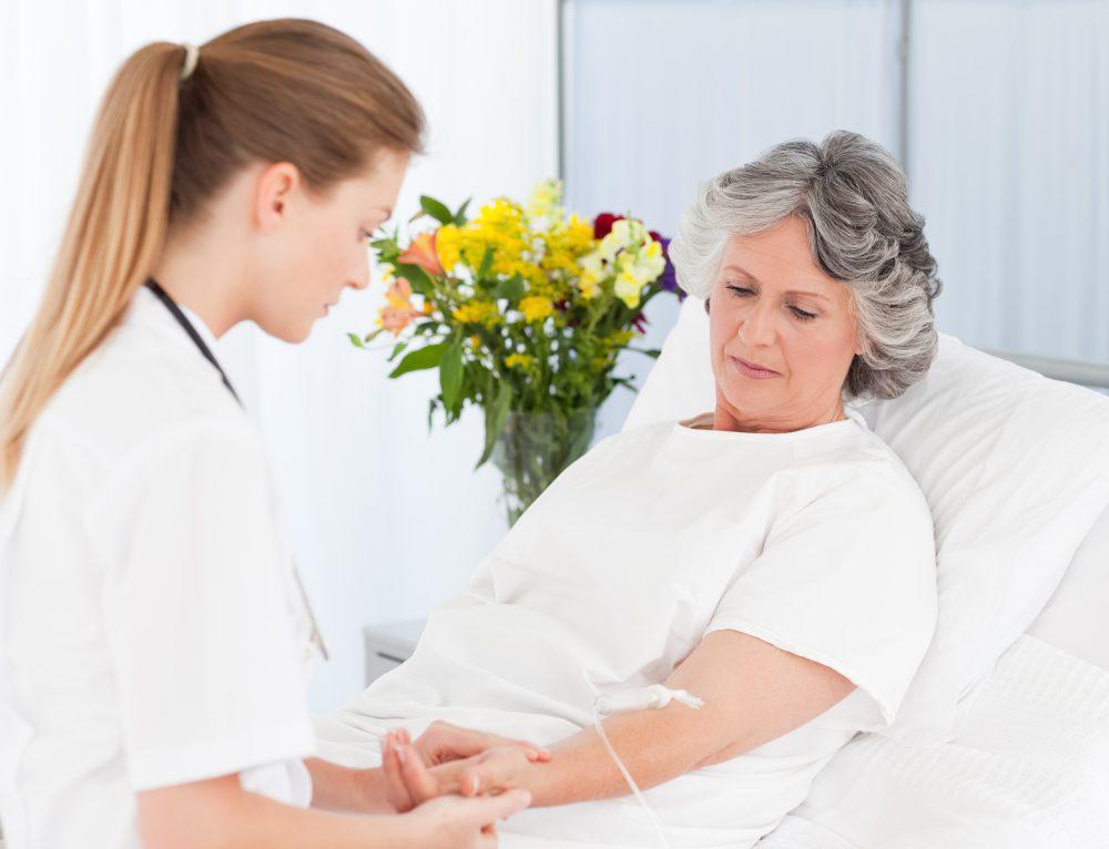 Cures auxiliars d'infermeria hospitalària