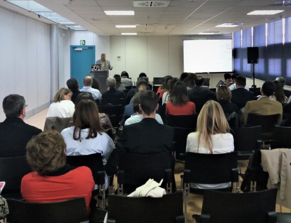 UCF a Expoelearning 2019: Smart e-Learning en Salud