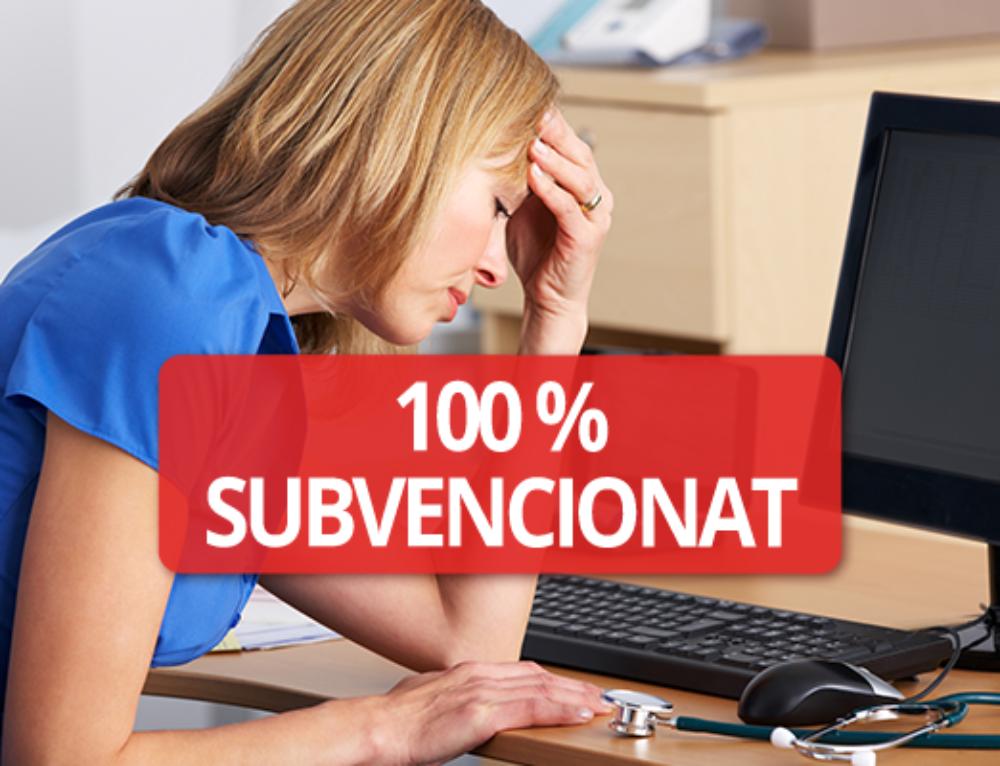 Gestió de l'estrés per professionals sòcio-sanitaris