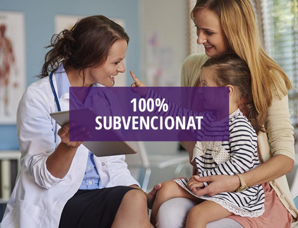 La comunicació entre el professional sanitari i el malalt i família