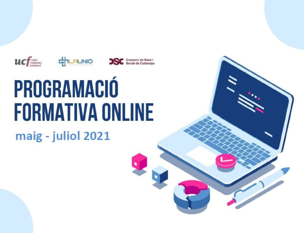 Nous cursos a l'oferta formativa online
