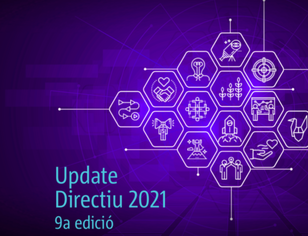 Vídeos de presentació dels cursos de l'Update Directiu