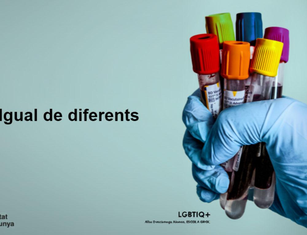 Com afrontar la discriminació LGBTI des de l'entorn sanitari
