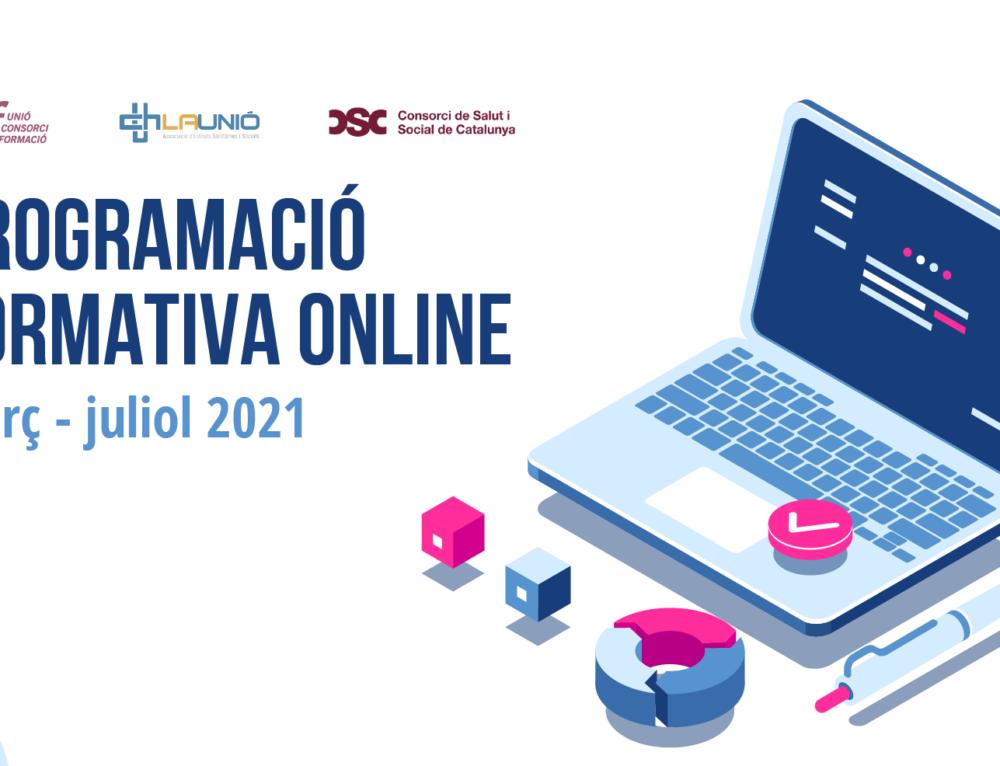 Nova actualització de l'oferta formativa online
