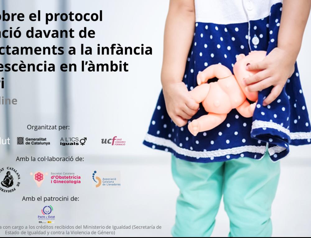Curs sobre el protocol d'actuació davant de maltractament a la infància i a l'adolescència.
