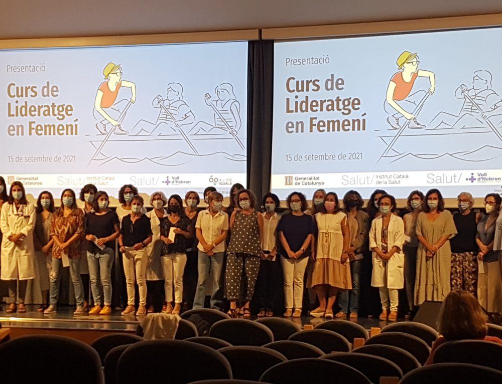 Programa de Lideratge en Femení a l'ICS