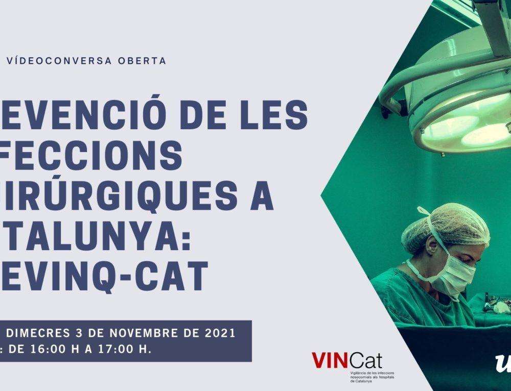 Webinar de presentació del programa Prevenció de les infeccions quirúrgiques a Catalunya: PREVINQ-CAT